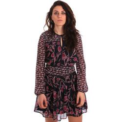 Oblečenie Ženy Krátke šaty Gaudi 921BD15013 Modrá