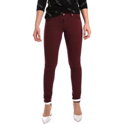 Oblečenie Ženy Rifle Skinny  Gaudi 921BD25002 Červená