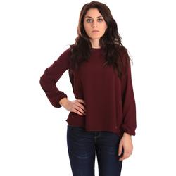 Oblečenie Ženy Košele a blúzky Gaudi 921BD45023 Červená