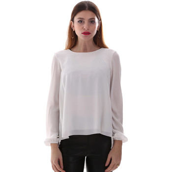Oblečenie Ženy Košele a blúzky Gaudi 921BD45023 Biely