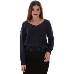 Oblečenie Ženy Svetre Gaudi 921BD53043 Modrá
