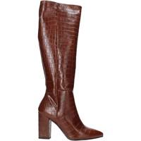 Topánky Ženy Čižmy do mesta Grace Shoes 140M011 Hnedá