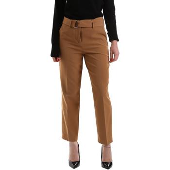 Oblečenie Ženy Nohavice Chinos a Carrot Liu Jo W69089 T7896 Béžová