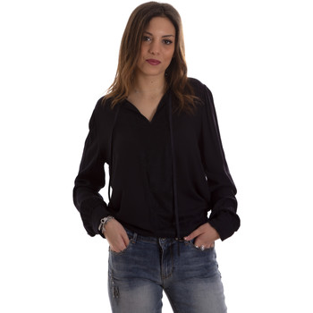 Oblečenie Ženy Košele a blúzky Liu Jo F69053 T4090 čierna