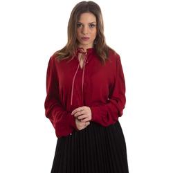 Oblečenie Ženy Košele a blúzky Liu Jo F69053 T4090 Červená