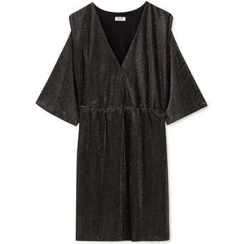 Oblečenie Ženy Krátke šaty Liu Jo F69392 J5828 čierna