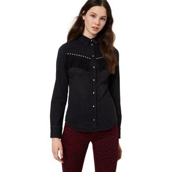 Oblečenie Ženy Košele a blúzky Liu Jo U69071 D3114 čierna
