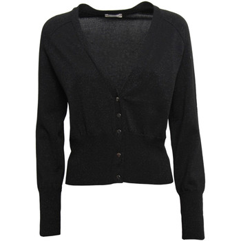 Oblečenie Ženy Cardigany NeroGiardini A964560D čierna