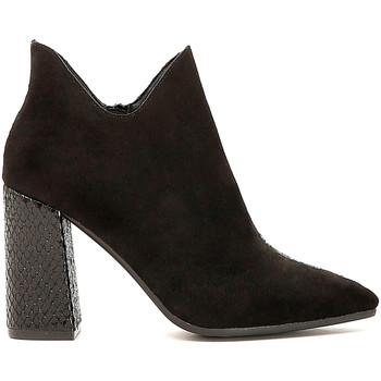 Topánky Ženy Nízke čižmy Café Noir MA956 čierna
