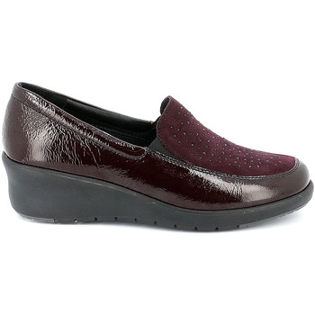 Topánky Ženy Mokasíny Grunland SC4775 Červená