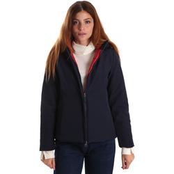 Oblečenie Ženy Saká a blejzre Invicta 4431576/D Modrá
