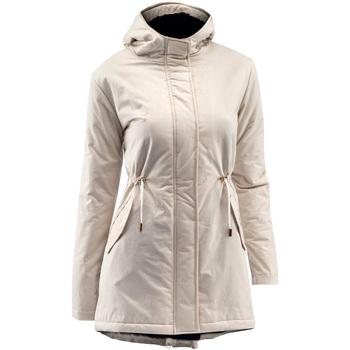 Oblečenie Ženy Saká a blejzre Lumberjack CW37821 004 513 Béžová