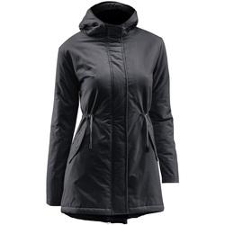 Oblečenie Ženy Saká a blejzre Lumberjack CW37821 004 513 čierna
