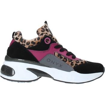 Topánky Ženy Nízke tenisky Onyx W19-SOX515 čierna