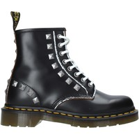 Topánky Ženy Čižmičky Dr Martens DMS1460BRVS25202001 čierna