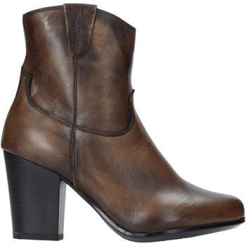 Topánky Ženy Čižmičky The Flexx E8012_02 Hnedá