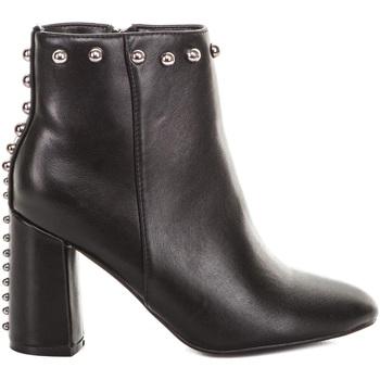 Topánky Ženy Čižmičky Gold&gold B19 GD151 čierna