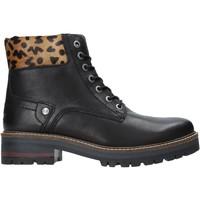 Topánky Ženy Čižmičky Wrangler WL92525A čierna