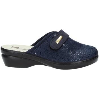 Topánky Ženy Papuče Susimoda 6836 Modrá