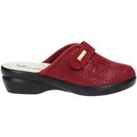 Topánky Ženy Papuče Susimoda 6836 Červená