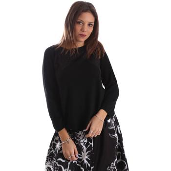 Oblečenie Ženy Svetre Fracomina FR19FP8117 čierna