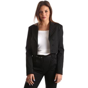 Oblečenie Ženy Saká a blejzre Fracomina FR19FP066 čierna