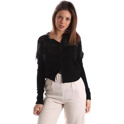 Oblečenie Ženy Cardigany Fracomina FR19FMMARIELLA čierna