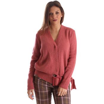 Oblečenie Ženy Cardigany Fracomina FR19FMLILITH Ružová