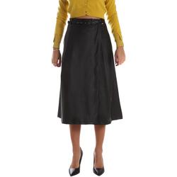 Oblečenie Ženy Sukňa Fracomina FR19FM501 čierna