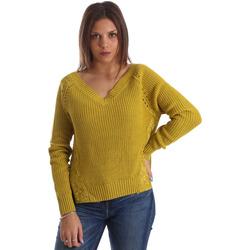 Oblečenie Ženy Svetre Fracomina FR19FM836 žltá