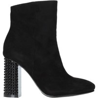 Topánky Ženy Čižmičky Gold&gold B19 GR60 čierna