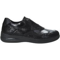 Topánky Ženy Slip-on Stonefly 212962 čierna