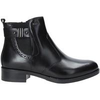 Topánky Ženy Čižmičky Valleverde 47504 čierna