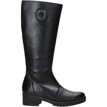 Topánky Ženy Čižmy do mesta Susimoda 8956 čierna
