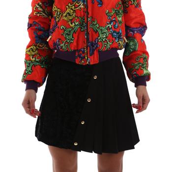 Oblečenie Ženy Sukňa Versace A9HUB30505487899 čierna