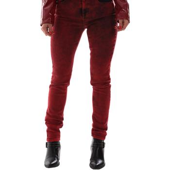 Oblečenie Ženy Rifle Versace A1HUB0Y0APW48537 Červená