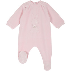 Oblečenie Dievčatá Módne overaly Chicco 09021844000000 Ružová