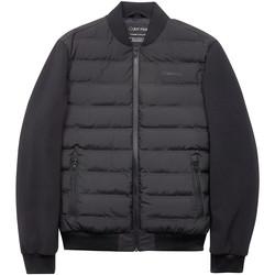 Oblečenie Muži Vyteplené bundy Calvin Klein Jeans K10K104901 čierna