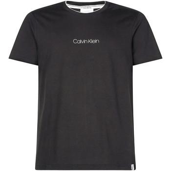 Oblečenie Muži Tričká s krátkym rukávom Calvin Klein Jeans K10K104934 čierna