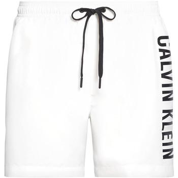 Oblečenie Muži Plavky  Calvin Klein Jeans KM0KM00452 Biely