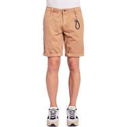 Oblečenie Muži Šortky a bermudy Gaudi 011BU25023WC Hnedá