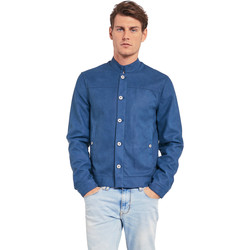 Oblečenie Muži Saká a blejzre Gaudi 011BU38005 Modrá