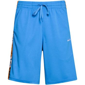 Oblečenie Muži Šortky a bermudy Diadora 502176087 Modrá