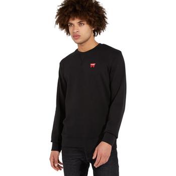 Oblečenie Muži Svetre Wrangler W6589HA01 čierna