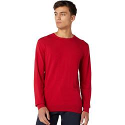 Oblečenie Muži Svetre Wrangler W8A0PDX47 Červená