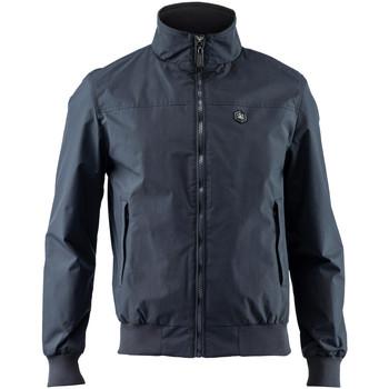 Oblečenie Muži Saká a blejzre Lumberjack CM79624 001 404 Modrá
