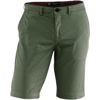 Oblečenie Muži Šortky a bermudy Lumberjack CM80647 002 602 Zelená
