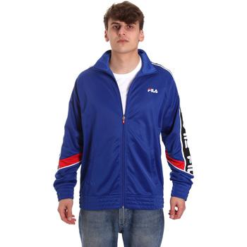 Oblečenie Muži Vrchné bundy Fila 687706 Modrá