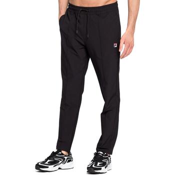 Oblečenie Muži Tepláky a vrchné oblečenie Fila 687711 čierna