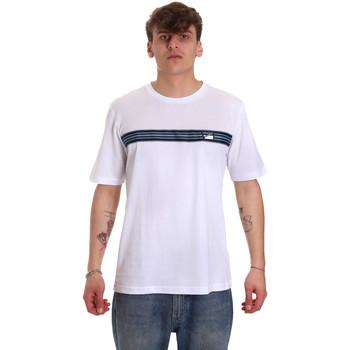 Oblečenie Muži Tričká s krátkym rukávom Antony Morato MMKS01686 FA100144 Biely